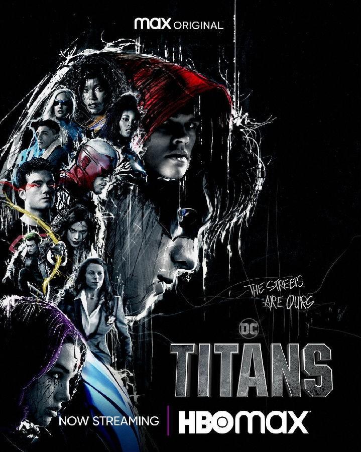[泰坦/Titans 第三季][全集][英语中字]4K|1080P高清