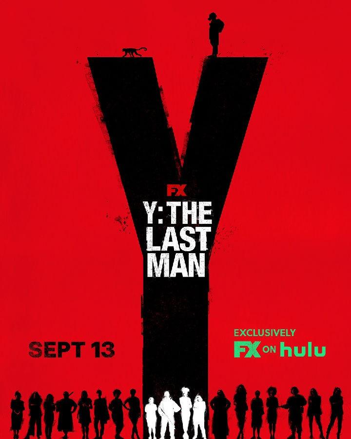 [Y染色体 Y: The Last Man 第一季][全10集][英语中字]百度云|1080P免费下载