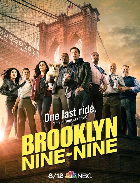 [这个警察有点烦/神烦警探 Brooklyn Nine 第八季][全10集]