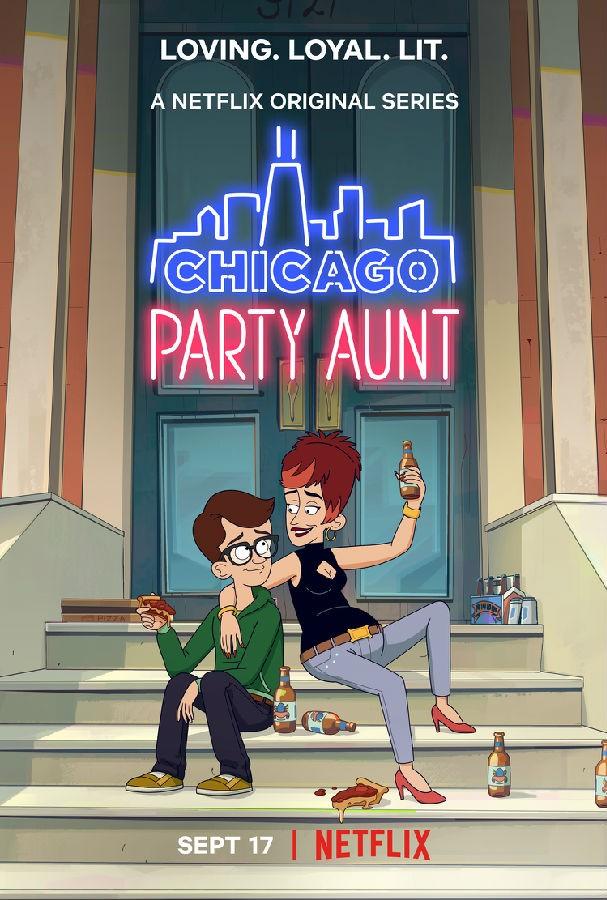 [电视剧][芝加哥派对阿姨 Chicago Party Aunt 第一季][全08集][英语中字]
