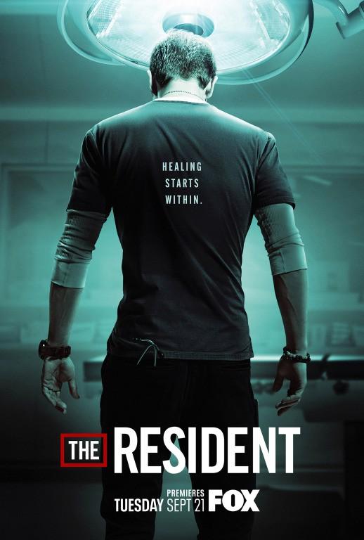 [驻院医生/住院医师 The Resident 第五季][全23集][英语中字]4K|1080P高清